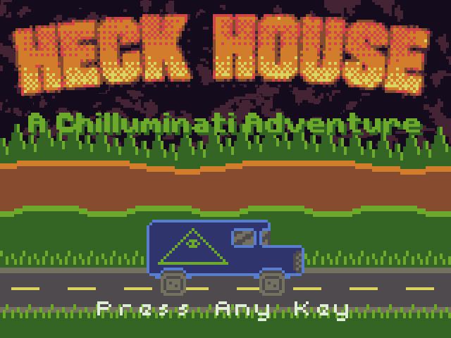Heck House Screenshot 1 Thumbnail