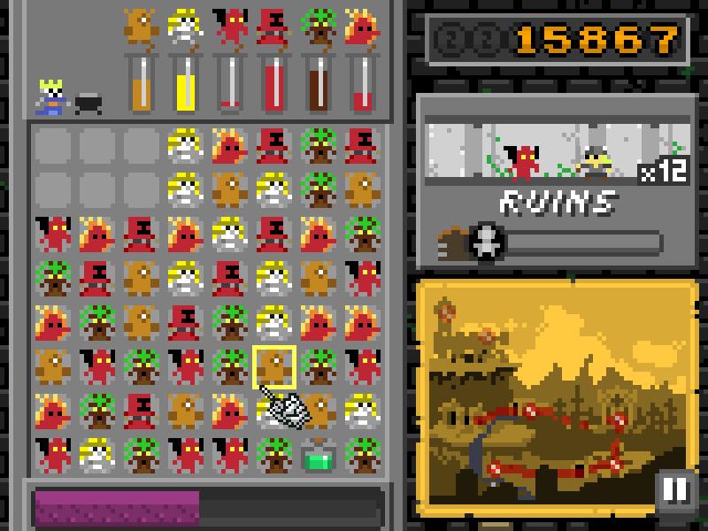 Monster Match Screenshot 4 Thumbnail