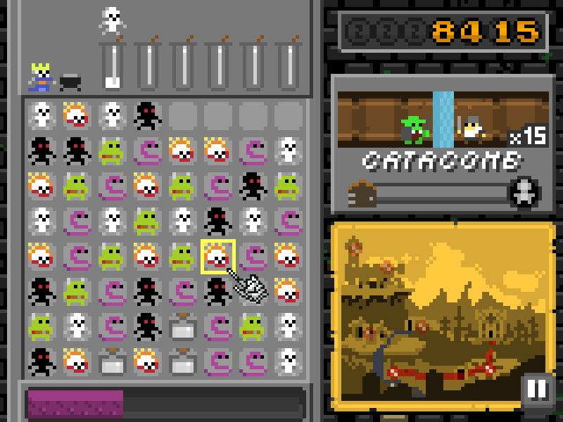 Monster Match Screenshot 5 Thumbnail